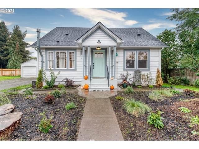 9321 NE St Johns Road, Vancouver, WA 98665 (MLS #1854238) :: Reuben Bray Homes