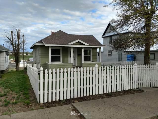 611 W Main Avenue, Ritzville, WA 99169 (#1854258) :: Neighborhood Real Estate Group