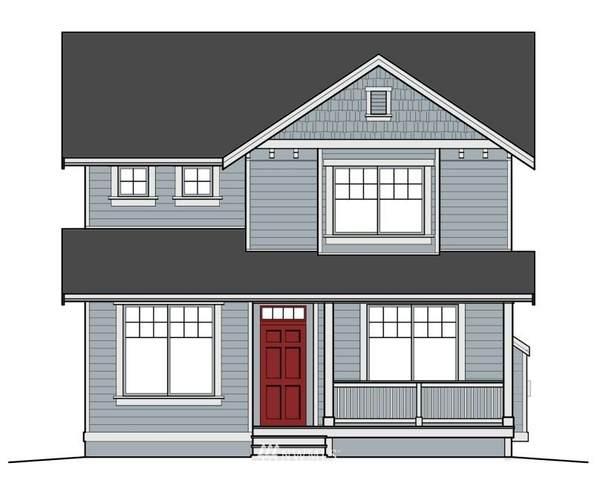501 Lot 2 Woodbury Way, Bellingham, WA 98229 (#1854316) :: McAuley Homes