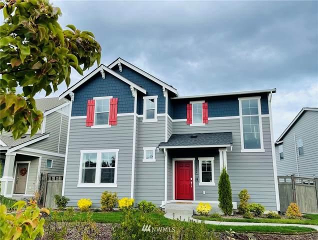 32864 SE Cottonwood Street, Black Diamond, WA 98010 (#1854328) :: McAuley Homes