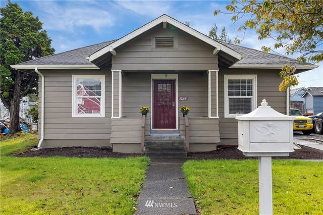 521 W King Street, Aberdeen, WA 98520 (#1854372) :: Northwest Home Team Realty, LLC