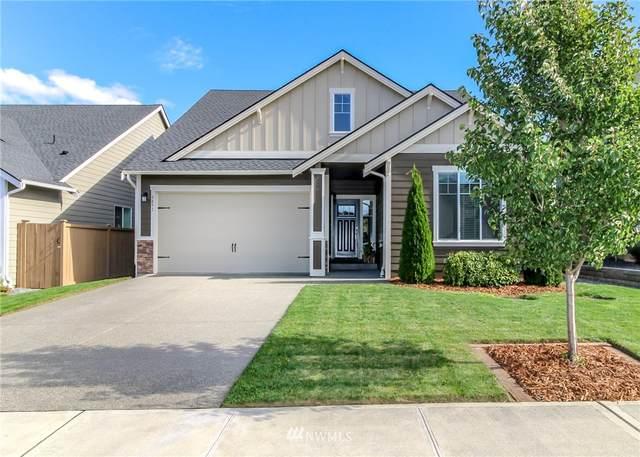 9891 Jensen Drive SE, Yelm, WA 98597 (#1854388) :: Northwest Home Team Realty, LLC