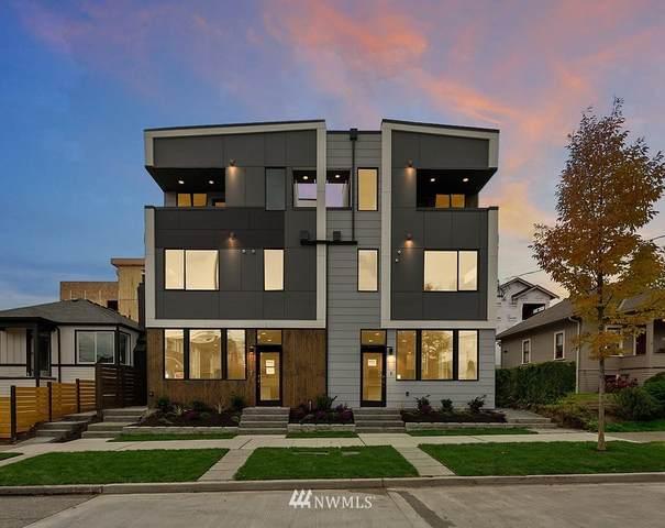 8315 13th Avenue NW B, Seattle, WA 98117 (#1854427) :: Provost Team | Coldwell Banker Walla Walla