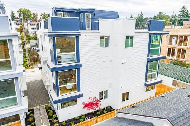 6038 -C 41st Avenue SW, Seattle, WA 98136 (#1854451) :: Provost Team | Coldwell Banker Walla Walla