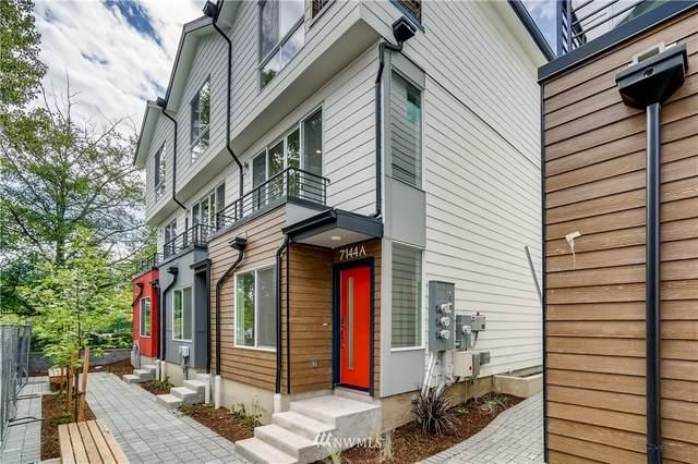 7124 B Beacon Avenue S #11, Seattle, WA 98108 (#1854453) :: Northwest Home Team Realty, LLC