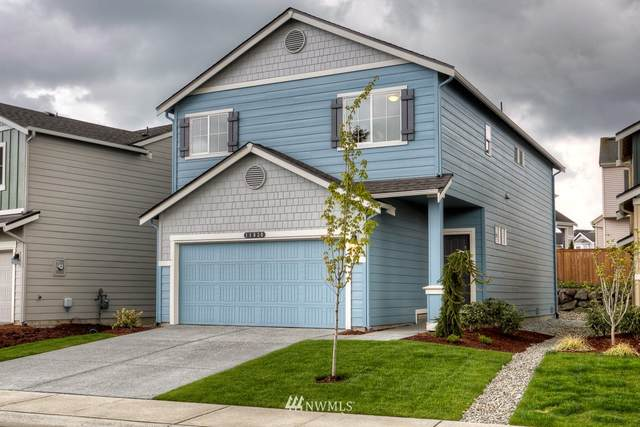 18722 108th Avenue E #671, Puyallup, WA 98374 (#1854507) :: Neighborhood Real Estate Group