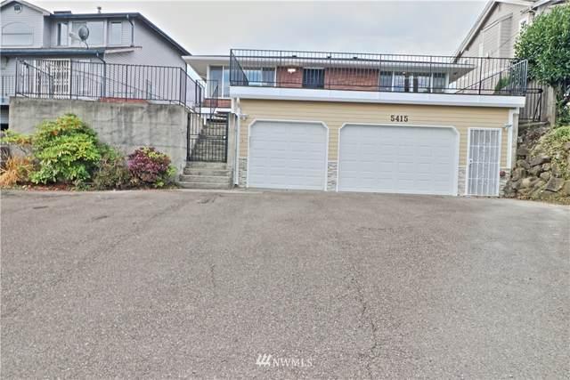 5415 25th Avenue S, Seattle, WA 98108 (MLS #1854534) :: Reuben Bray Homes