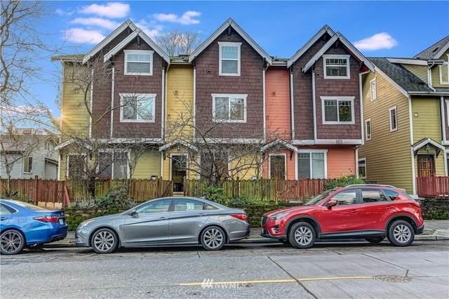 6819 Weedin Place NE #3, Seattle, WA 98155 (#1854564) :: The Robinett Group
