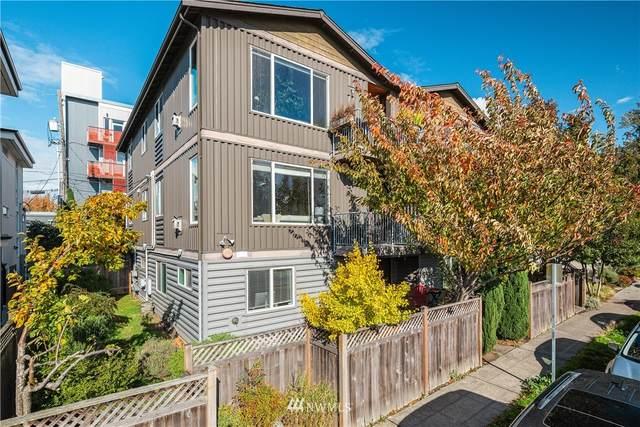 1310 E Remington Court #2, Seattle, WA 98122 (#1854591) :: Ben Kinney Real Estate Team
