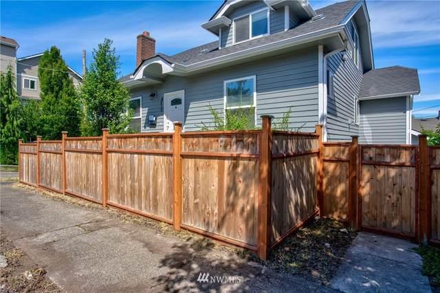 4816 Aurora Avenue N, Seattle, WA 98103 (#1854620) :: McAuley Homes