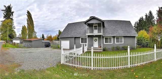 10320 Clark Road SE, Yelm, WA 98597 (#1854655) :: McAuley Homes
