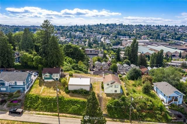 4033 21st Avenue SW, Seattle, WA 98106 (#1854761) :: Ben Kinney Real Estate Team