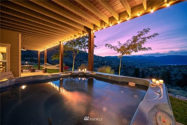 100 Pheasant Spring Road, Chelan, WA 98816 (#1854844) :: Home Realty, Inc
