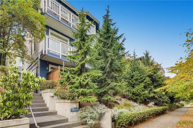 1709 18th Avenue #203, Seattle, WA 98122 (#1854867) :: Front Street Realty