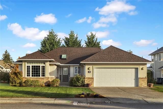 214 Springview Drive, Lynden, WA 98264 (#1854871) :: Ben Kinney Real Estate Team