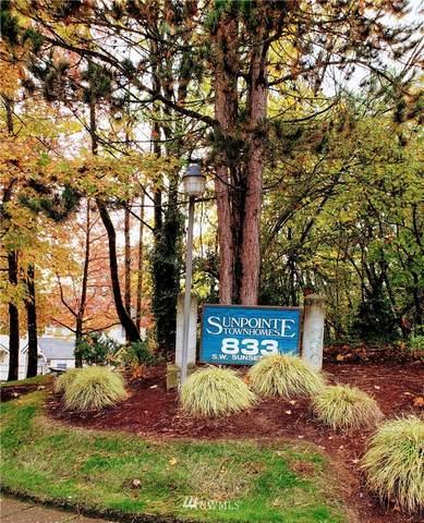 833 SW Sunset Boulevard B7, Renton, WA 98057 (#1854877) :: NextHome South Sound