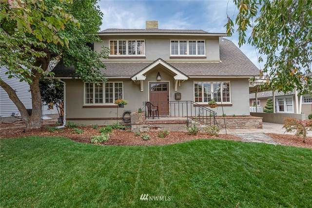 114 S Franklin, Wenatchee, WA 98801 (#1854921) :: McAuley Homes