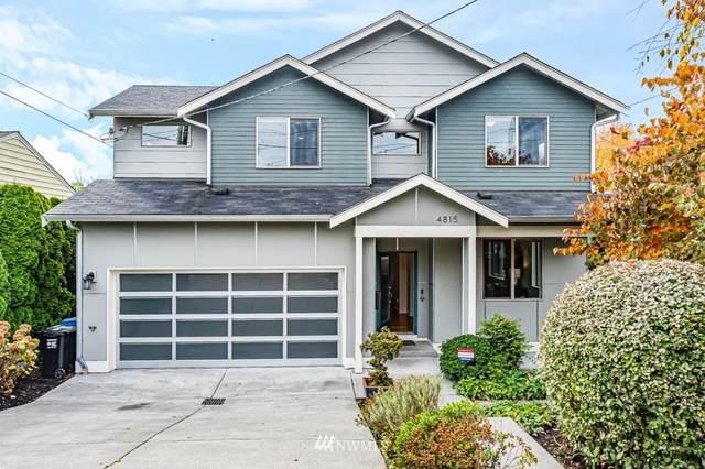 4815 SW Alaska Street, Seattle, WA 98116 (#1854952) :: Icon Real Estate Group