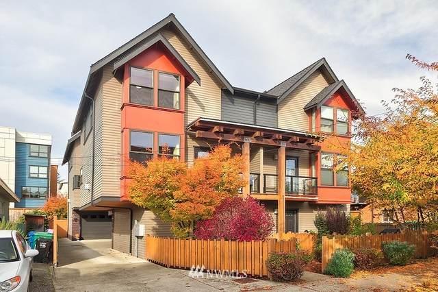 1712 NW 58th Street B, Seattle, WA 98107 (#1854973) :: Lucas Pinto Real Estate Group