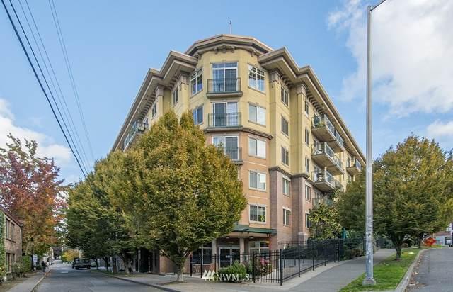 700 E Denny Way #210, Seattle, WA 98122 (#1855042) :: Shook Home Group