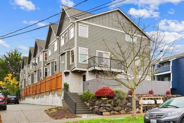 745 N 95th Street A, Seattle, WA 98103 (#1855113) :: NW Homeseekers