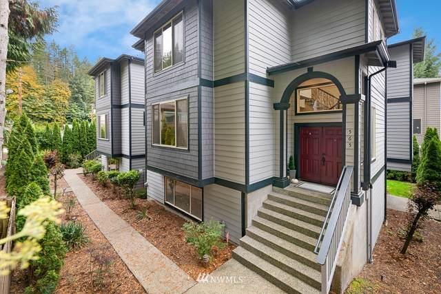 565 SE Andrews Street #565, Issaquah, WA 98027 (#1855211) :: Keller Williams Western Realty