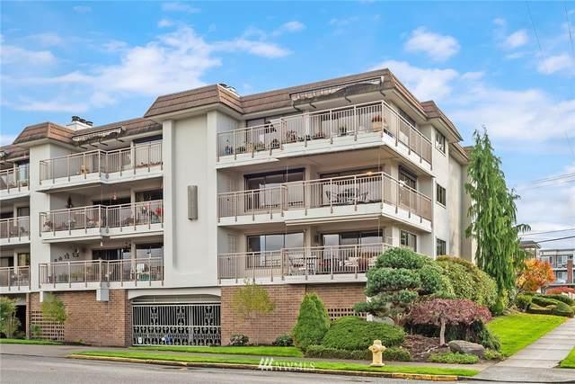 200 2nd Avenue N #201, Edmonds, WA 98020 (#1855306) :: Ben Kinney Real Estate Team