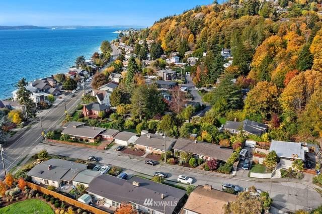 5414 SW Beach Drive Terrace, Seattle, WA 98116 (#1855326) :: Keller Williams Western Realty
