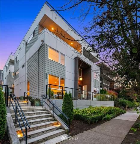 2212 Franklin Avenue E B, Seattle, WA 98102 (#1855332) :: The Kendra Todd Group at Keller Williams