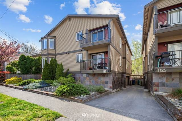 1131 N 93rd Street #6, Seattle, WA 98103 (MLS #1855343) :: Reuben Bray Homes