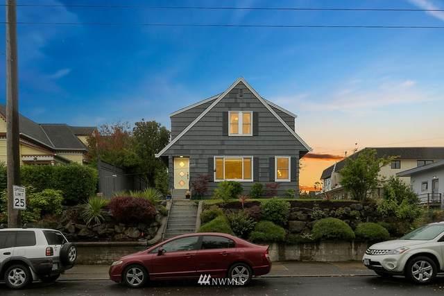 1512 6th Avenue W, Seattle, WA 98119 (#1855429) :: Costello Team