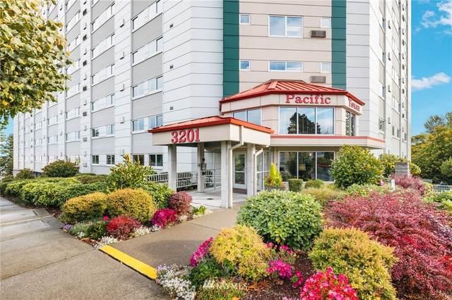 3201 Pacific Avenue #206, Tacoma, WA 98418 (#1855430) :: Ben Kinney Real Estate Team
