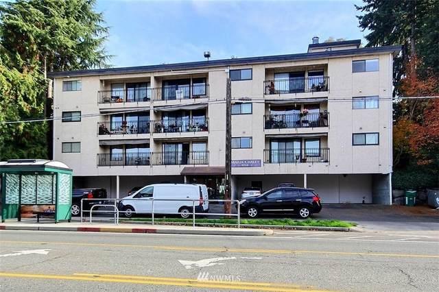 9710 Greenwood Avenue N #204, Seattle, WA 98103 (#1855461) :: Costello Team
