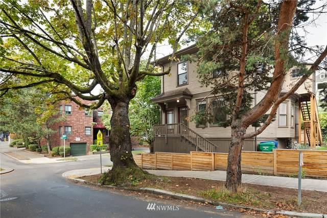 1002 E Mercer Street, Seattle, WA 98102 (#1855479) :: McAuley Homes