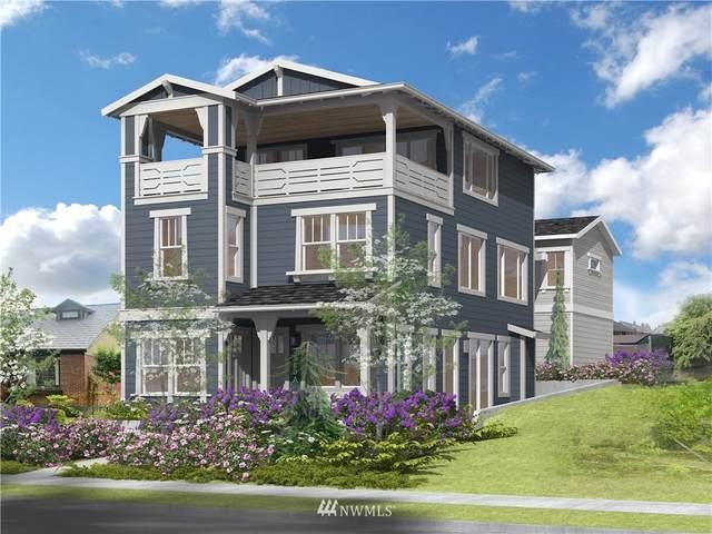 2560 10th Avenue W, Seattle, WA 98119 (#1855509) :: Provost Team | Coldwell Banker Walla Walla