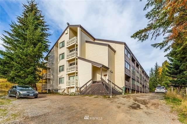 223 Hyak Drive E #624, Snoqualmie Pass, WA 98068 (MLS #1855610) :: Reuben Bray Homes