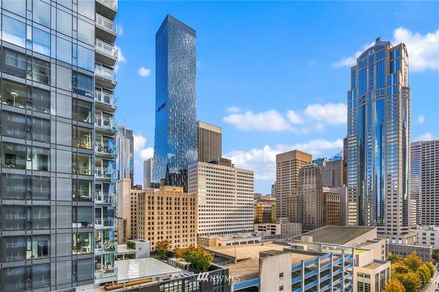 1415 2nd Avenue #1406, Seattle, WA 98101 (#1855624) :: Provost Team   Coldwell Banker Walla Walla