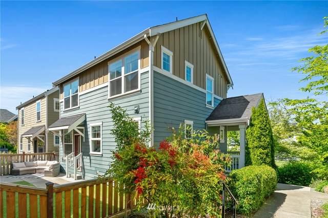 3019 SW Juneau Street, Seattle, WA 98126 (#1855629) :: Franklin Home Team
