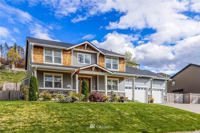 8005 172nd Avenue E, Sumner, WA 98390 (#1855664) :: Home Realty, Inc