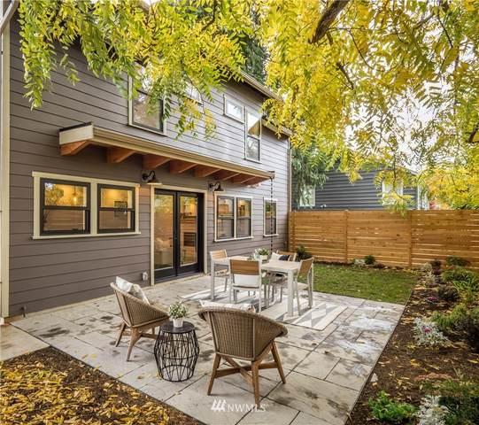 8316 30th Avenue NW B, Seattle, WA 98117 (#1855730) :: McAuley Homes