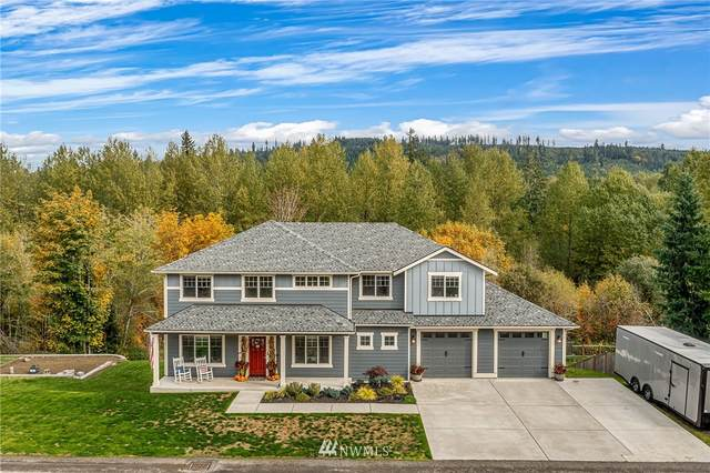 21309 61st Place SE, Snohomish, WA 98290 (#1855789) :: Keller Williams Western Realty