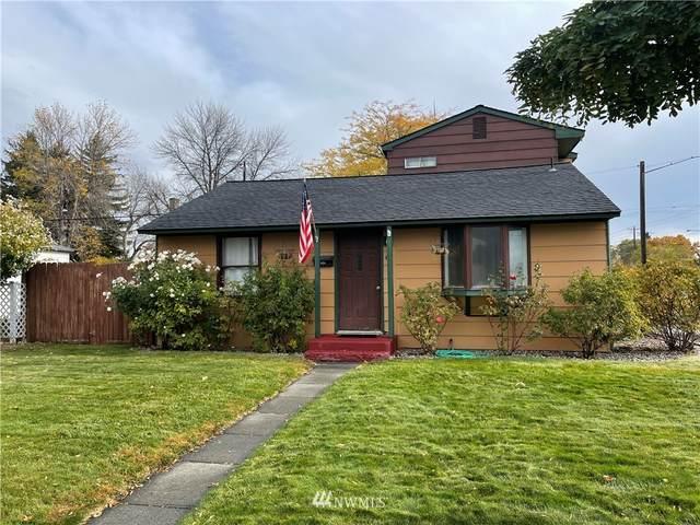 6 D Street NE, Ephrata, WA 98823 (#1855866) :: Keller Williams Western Realty