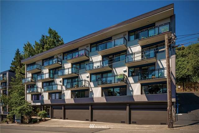 1601 Taylor Avenue N #305, Seattle, WA 98109 (#1855901) :: Ben Kinney Real Estate Team