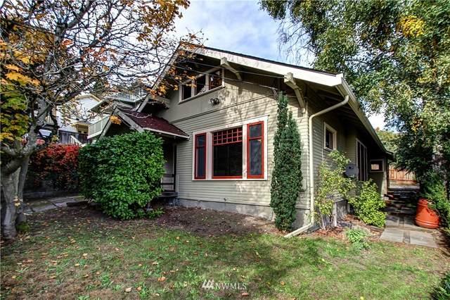2112 NE 54th Street, Seattle, WA 98105 (#1855911) :: Keller Williams Western Realty