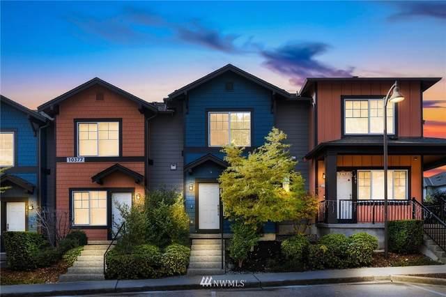 10377 156th Place NE #104, Redmond, WA 98052 (#1855979) :: Keller Williams Western Realty