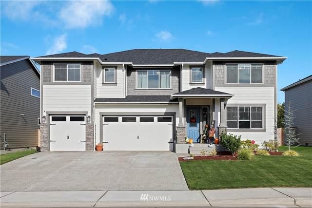 12811 173rd Street Ct E, Puyallup, WA 98374 (#1856003) :: McAuley Homes