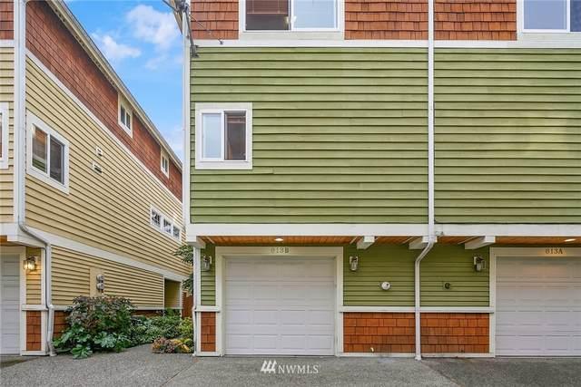813 NW 97th Street B, Seattle, WA 98117 (#1856030) :: The Kendra Todd Group at Keller Williams