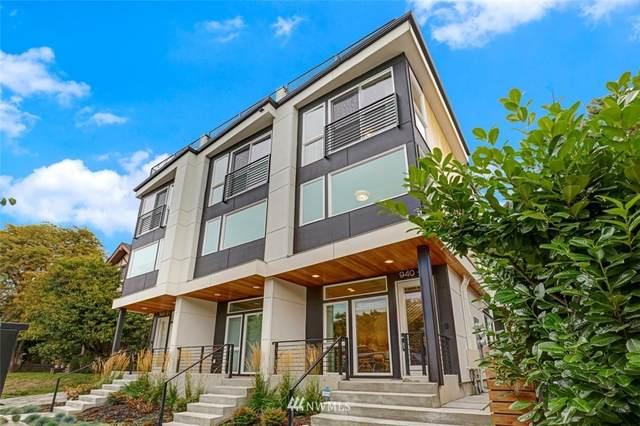 940 Broadway E A, Seattle, WA 98102 (#1856132) :: Provost Team | Coldwell Banker Walla Walla
