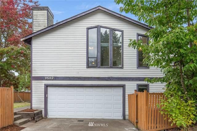 3502 NE 91st Street, Seattle, WA 98115 (#1856166) :: Coldwell Banker Bain