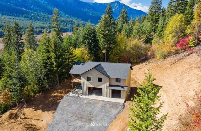 161 Mountain Top Drive, Cle Elum, WA 98922 (#1856183) :: M4 Real Estate Group